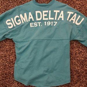 Sigma Delta Tau Spirit Shirt